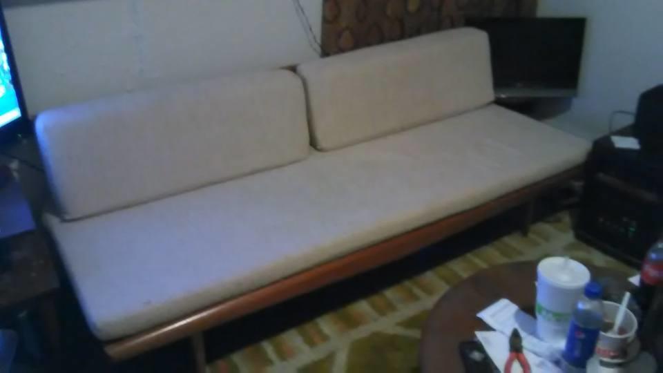 Marvelous Vintage Adrian Pearsall Platform Sofa From Red Racks Short Links Chair Design For Home Short Linksinfo