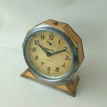 BAYARD branded vintage mechanic clock - Clocks
