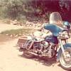 Dad's 51 Panhead