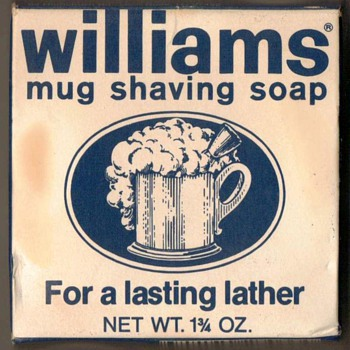 Williams Mug Shaving Soap - Accessories