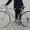 Peugeot 103 bicycle.