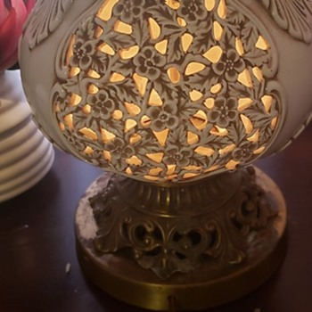 Table Lamps - Lamps