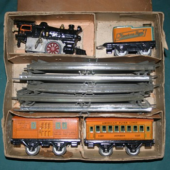 My Recent Model Train Discovery