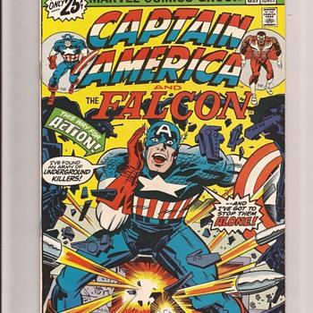 Kirby 1980's Marvel art