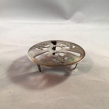 Asprey London Silver Plate - Silver