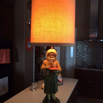 Late 60's lamp - Lamps