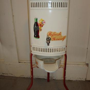 Coca-Cola Country Store Dispenser