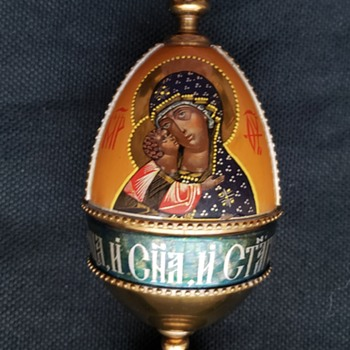Russian Egg - Fine Art
