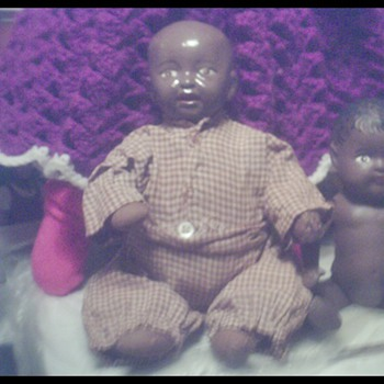 Black Baby Bumps Doll