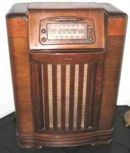 1946 Philco Radio Phonographic Model 46 1209 Collectors