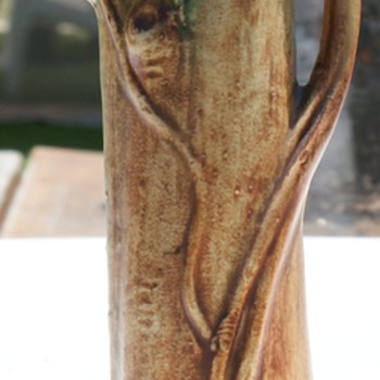 Weller Woodcraft vase - Pottery
