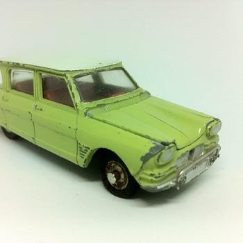 Dinky Toys - Citroen Ami (Meccano - France) - Model Cars