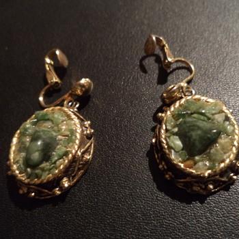 Vintage Earings, unknown