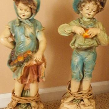 Pair of 64 PIERI Lamps