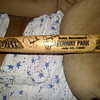 special edition cbc cooperstown bat co. signed bat.