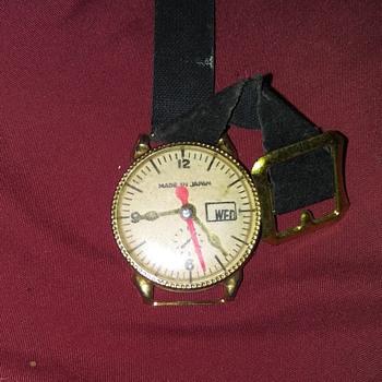Vintage tin toy watch ? - Wristwatches