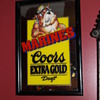 Coors Extra Gold / Marines