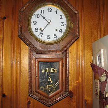 My Mother's kitchen clock