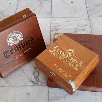 Is it worth it? $$$ Shipping (part 2): Wood cigar boxes - Tobacciana
