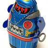 tin robot japan by Jone