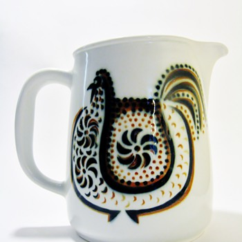 KAJ FRANCK  FOR ARABIA - FINLAND  - Pottery