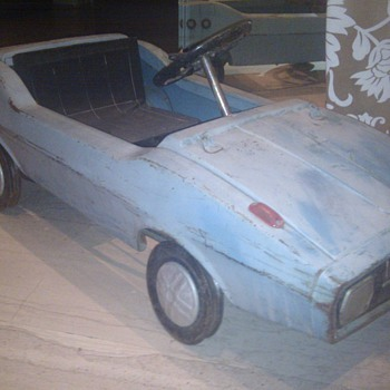 Hey guys anyone knows what this is ? - Model Cars