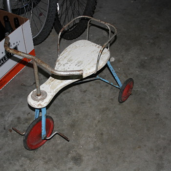 trike from the same barn find - Sporting Goods