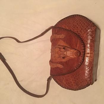 1950's Alligator hand bag - Bags