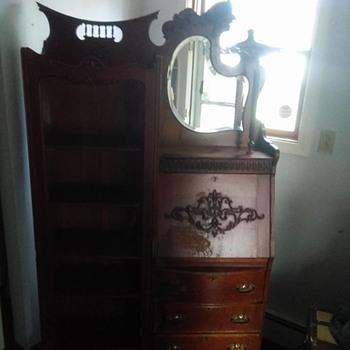 Side by side secretary  - Furniture