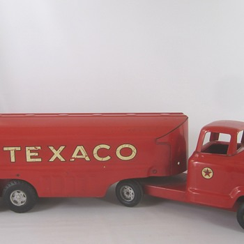 Buddy L GMC Texaco Truck