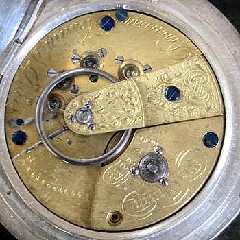 Dennison Howard and Davis pocket watch - Pocket Watches