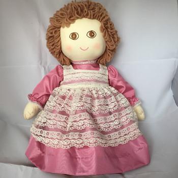 Hand Made Prayer Doll? - Dolls