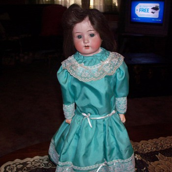 Heubach German cutie - Dolls