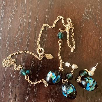 Sarah Coventry Jewelry Set - Costume Jewelry