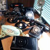 Some of My Antique phones.
