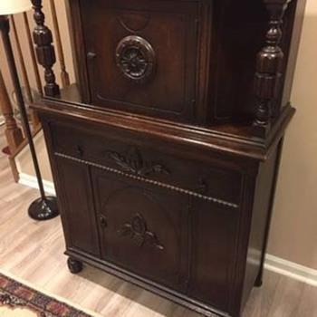 Cabinet or hutch? - Furniture