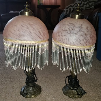 Two Heyco lamps - Lamps