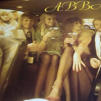 ABBA - Music Memorabilia