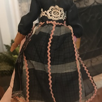 Palov Artisanat Belge Modele: Bruxelles Prix / Palov Crafts Belgian Model: Brussels Price - Dolls