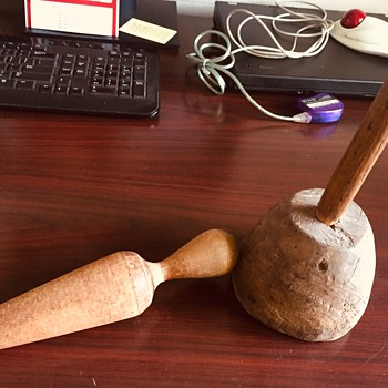 I came across these two items - Tools and Hardware