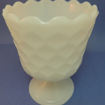 E.O. Brody Glass Vase - Glassware