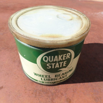 Quaker State Wheel Bearing Lubricant can