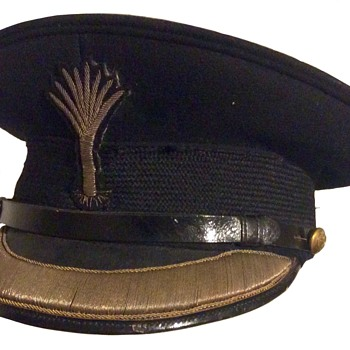 Second World War British Welsh Guards Forage cap - Military and Wartime