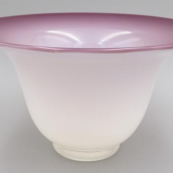 Amethyst Opalescent Art GLass Vase - Murano (?) Loetz (?) - Art Glass