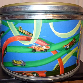 Hotwheels Drum - Model Cars