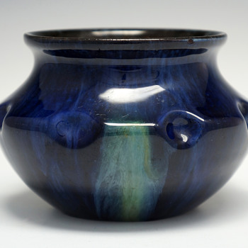 Circa 1910-20s Theodor Keerl Jugendstil German Stoneware Vase  - Art Nouveau