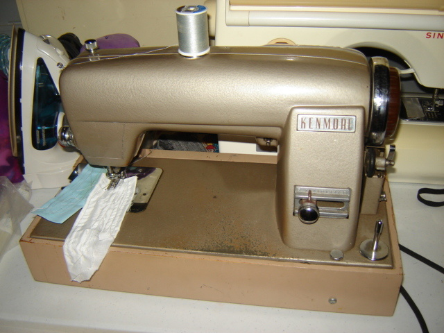 Kenmore Sewing Machine Collectors Weekly Awesome Kenmore Sewing Machine Vintage