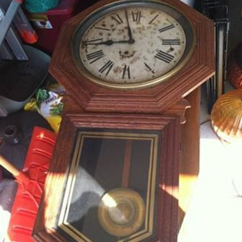Is this clock worth anything? - Clocks
