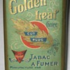 the b houde  smoking tobacco pack  full golden leaf 1915