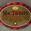 MacTavish's Butterscotch Candy Tin